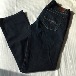 Authentic Lucky Brand Jeans Cate Boot 14/32
